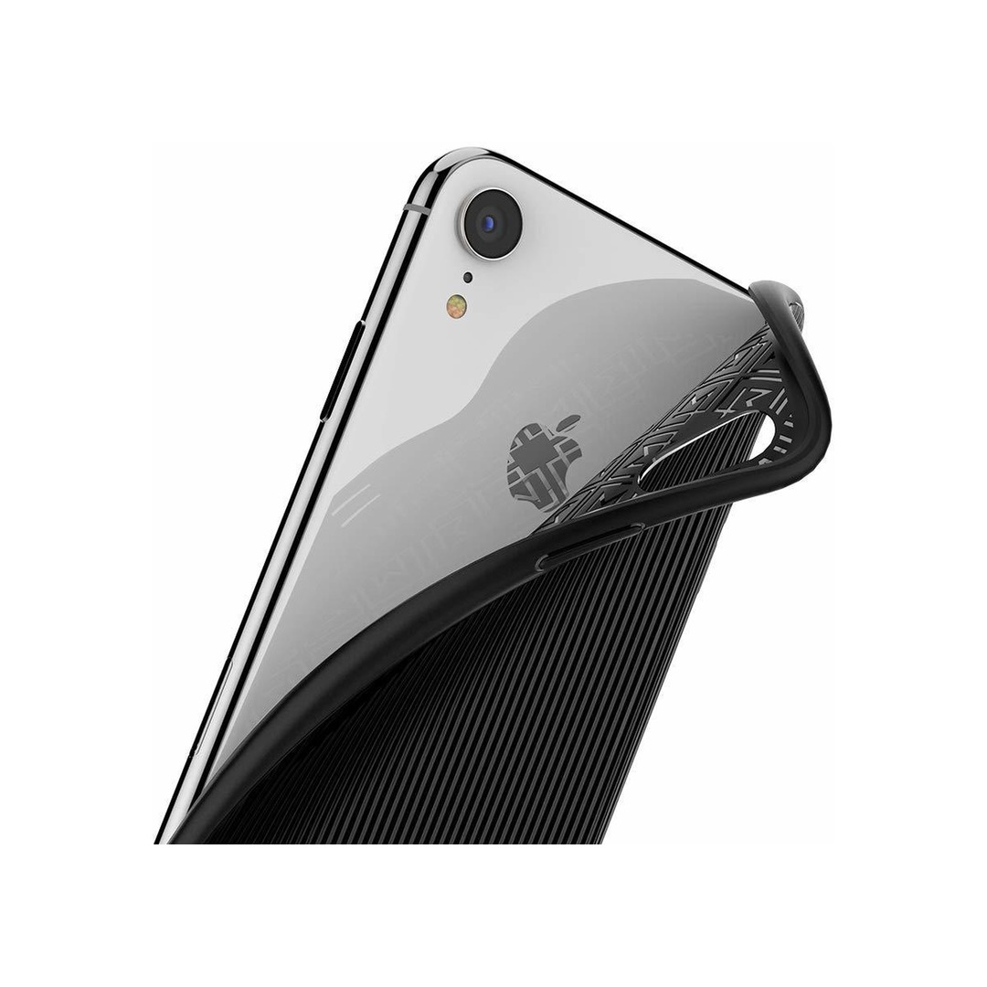 Spigen La Manon Classy Case for iPhone XR - Black