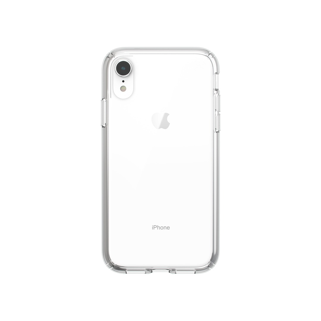 Speck Presidio Stay Clear Case for Apple iPhone Xʀ
