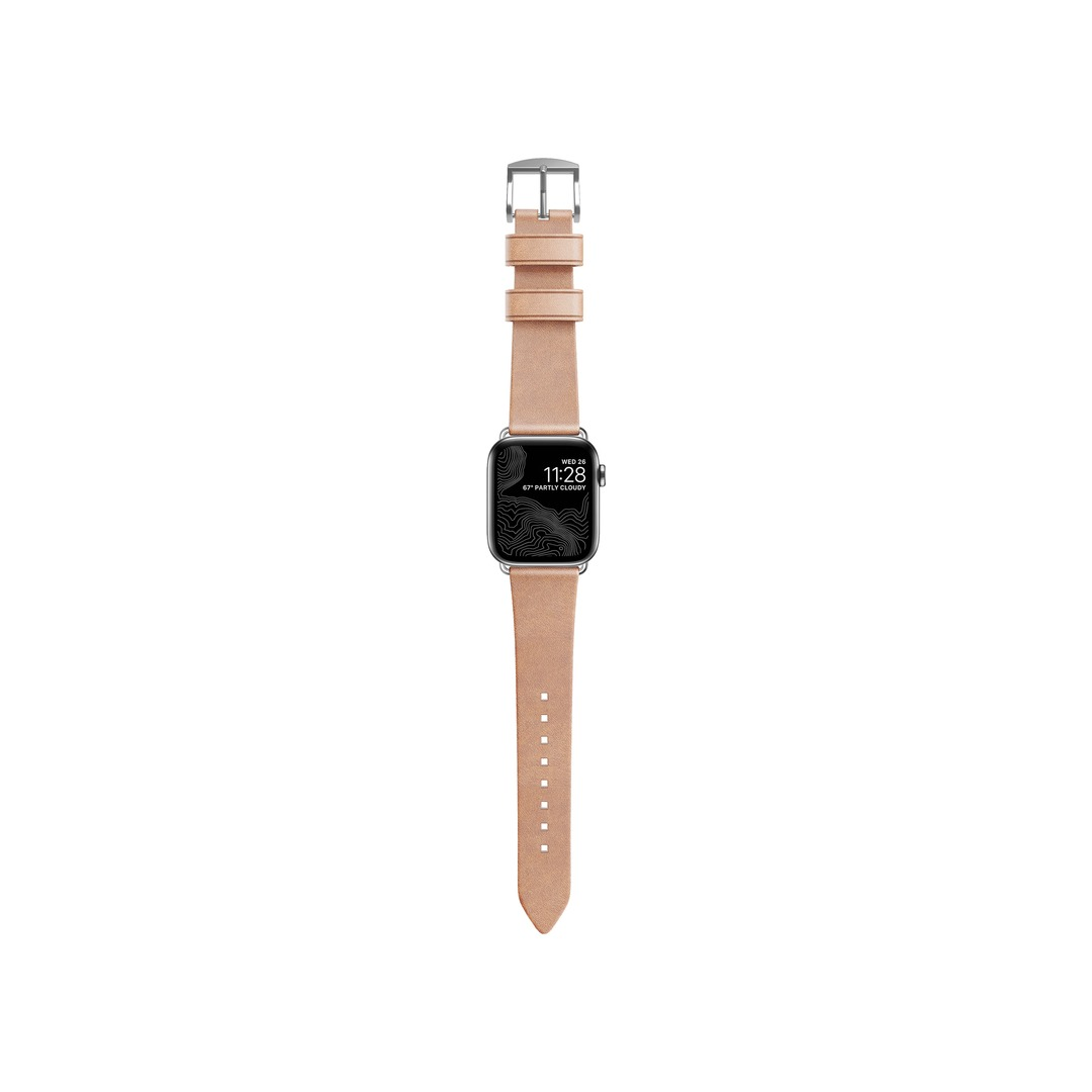 NOMAD Leather Strap 38/40mm