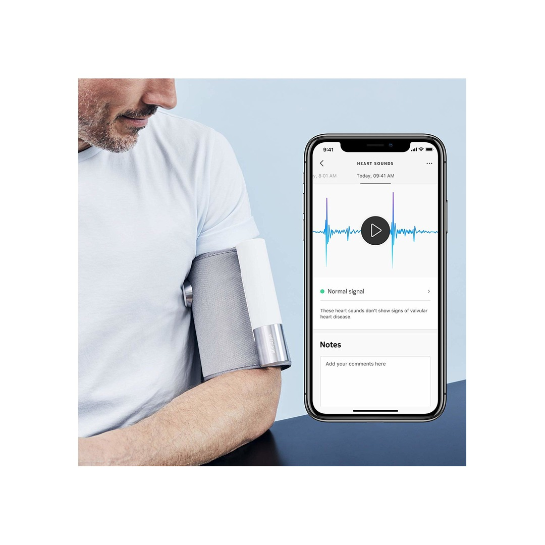 Withings Blood Pressure Monitor Core