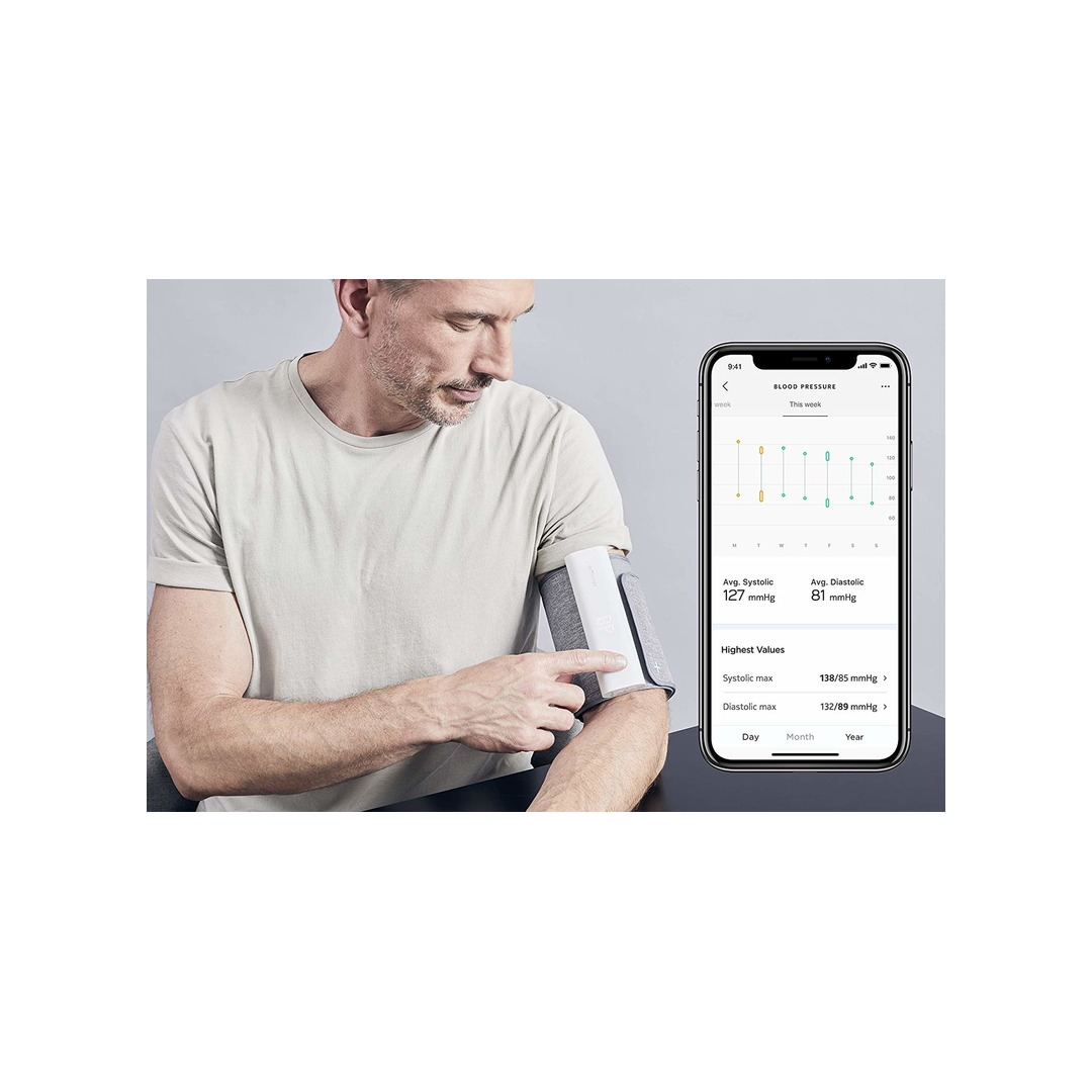 Withings Blood Pressure Monitor Connect