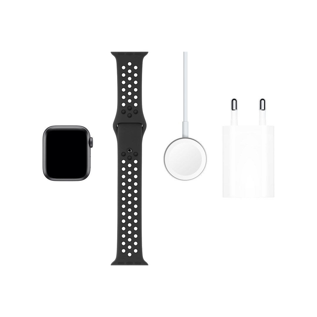 Apple Watch Nike Series 5 GPS - Space Grey Aluminium Case with Anthracite/Black Nike Sport Band