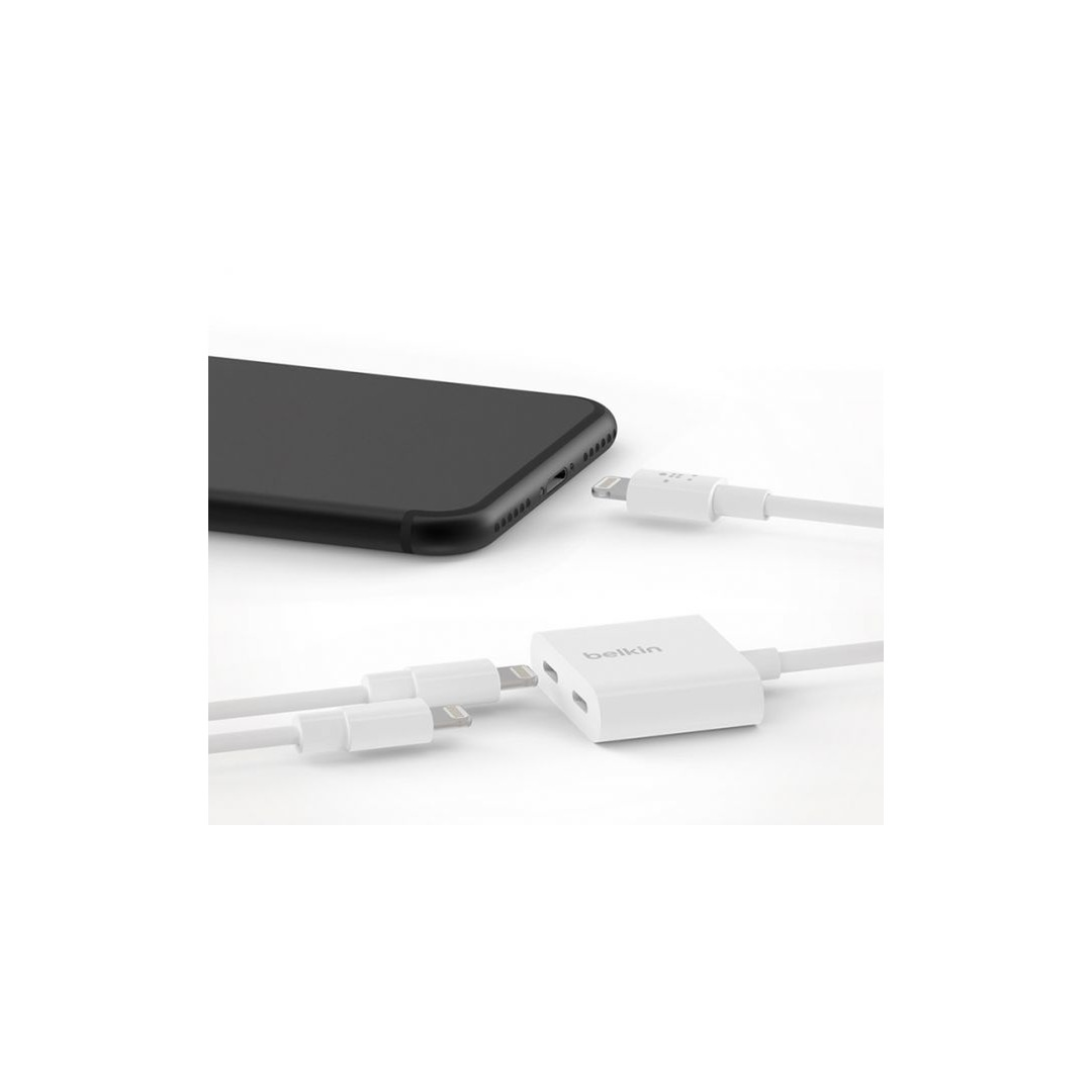 Belkin Lightning Audio & Charge Rockstar