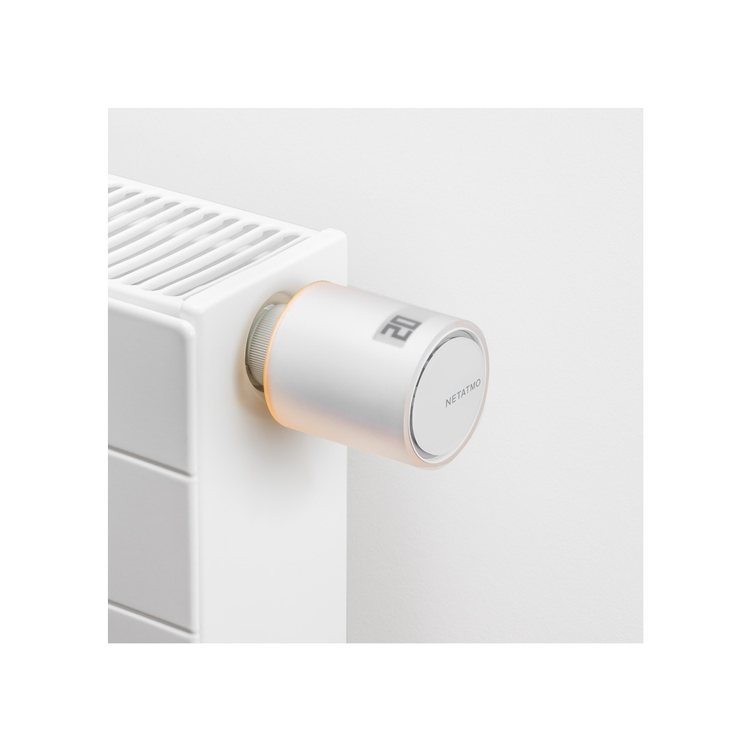 Netatmo Smart Radiator Termostat
