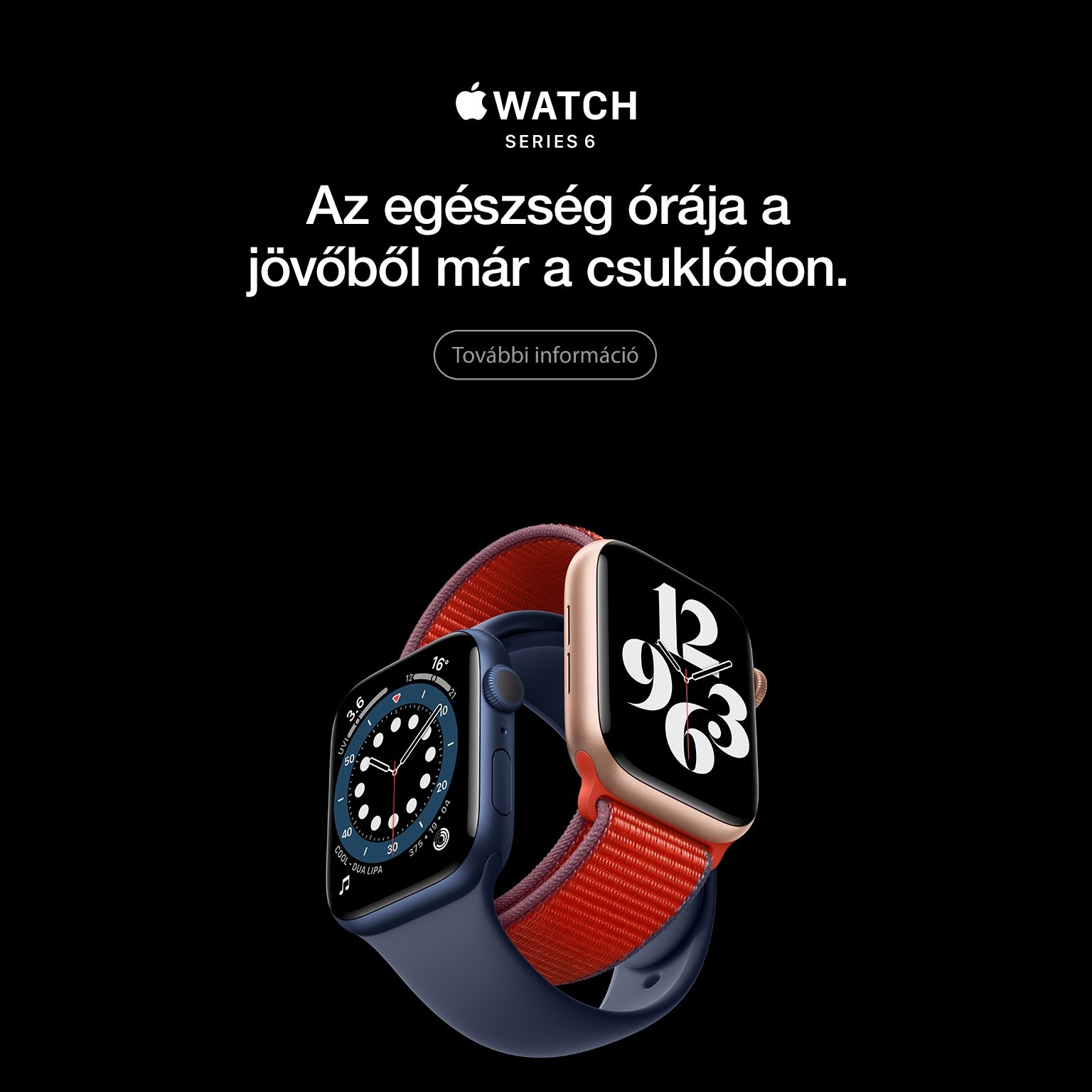Apple Watch Series 6 általános