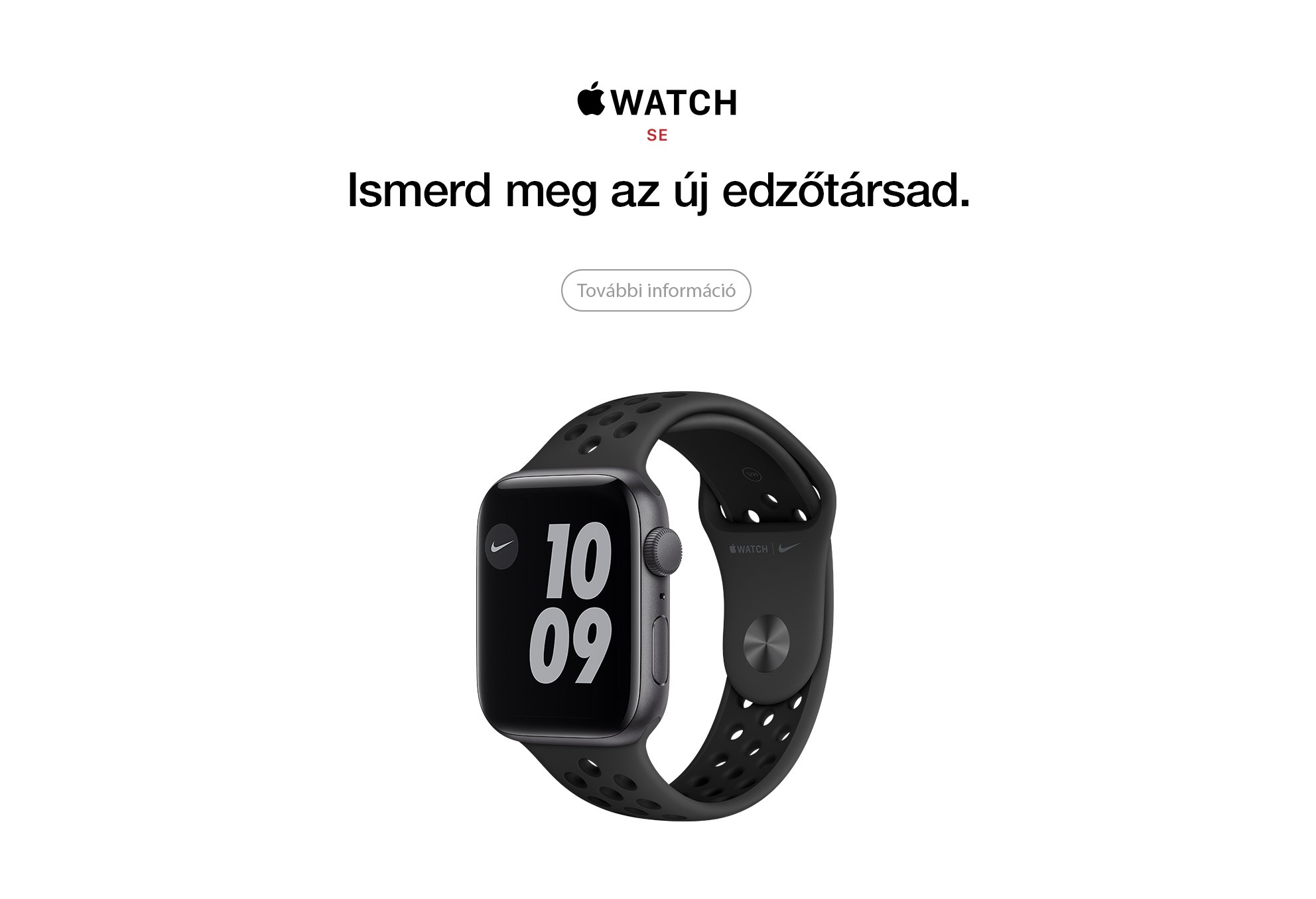 FITQ321- Apple Watch  Nike SE