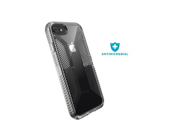 Speck Presidio Perfect Clear Grip iPhone SE-tok - Átlátszó