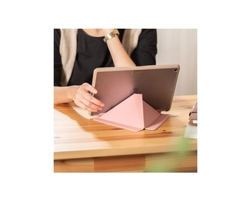 Moshi VersaCover for iPad (7th generation) - Sakura Pink