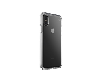 SPECK Presidio Perfect Clear iPhone X/XS tok - Clear