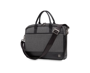 "KNOMO Princetone 15,6"" notebook táska - Grey"