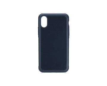 Just Mobile Quattro Leather Case for iPhone X