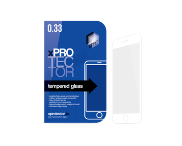 XPRO Tempered Glass 0.33 iPhone 7/8 3D