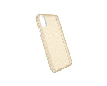 Speck Presidio Clear Glitter for iPhone X