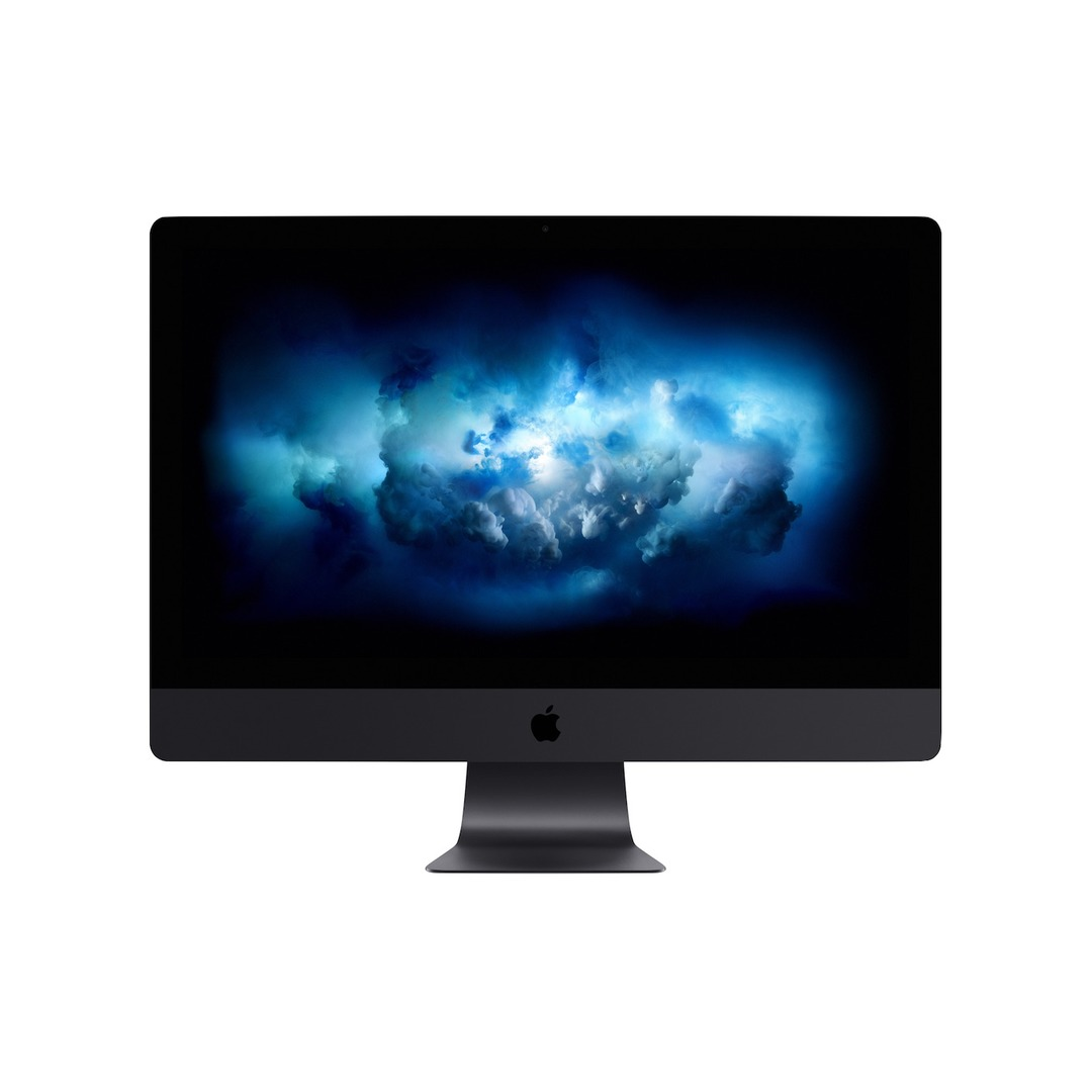 iMac Pro 27-inch with Retina 5K display