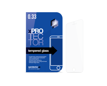 XPRO Tempered Glass 0.2 iPhone X fólia
