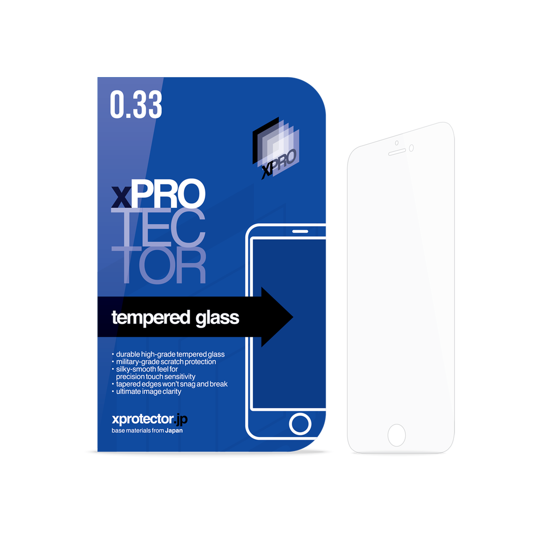 XPRO Tempered Glass 0.2