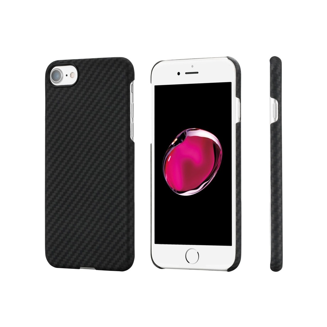 Pitaka Aramid case iPhone 8/7 Black