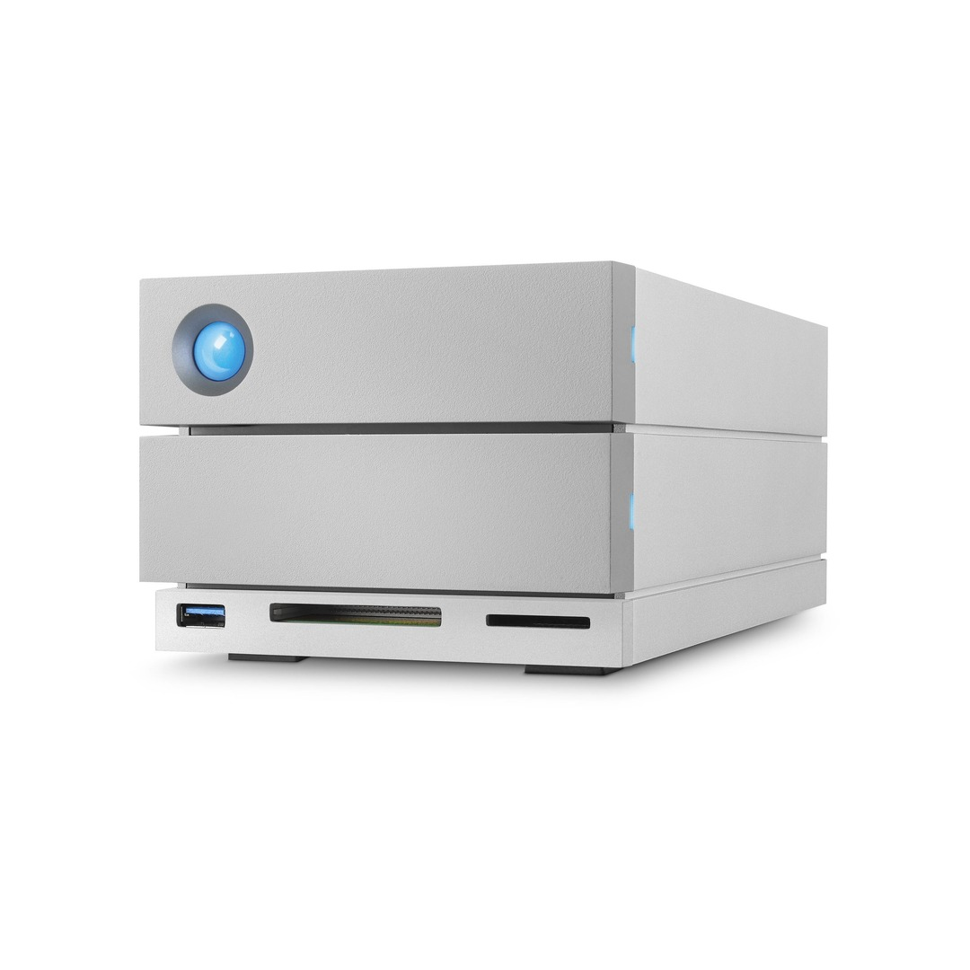 LaCie 2big Dock Thunderbolt 3 & USB 3.1