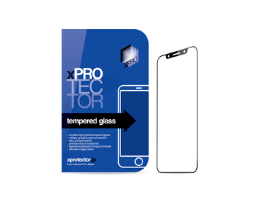 XPRO Tempered Glass 0.33 iPhone X 3D (pormentes)