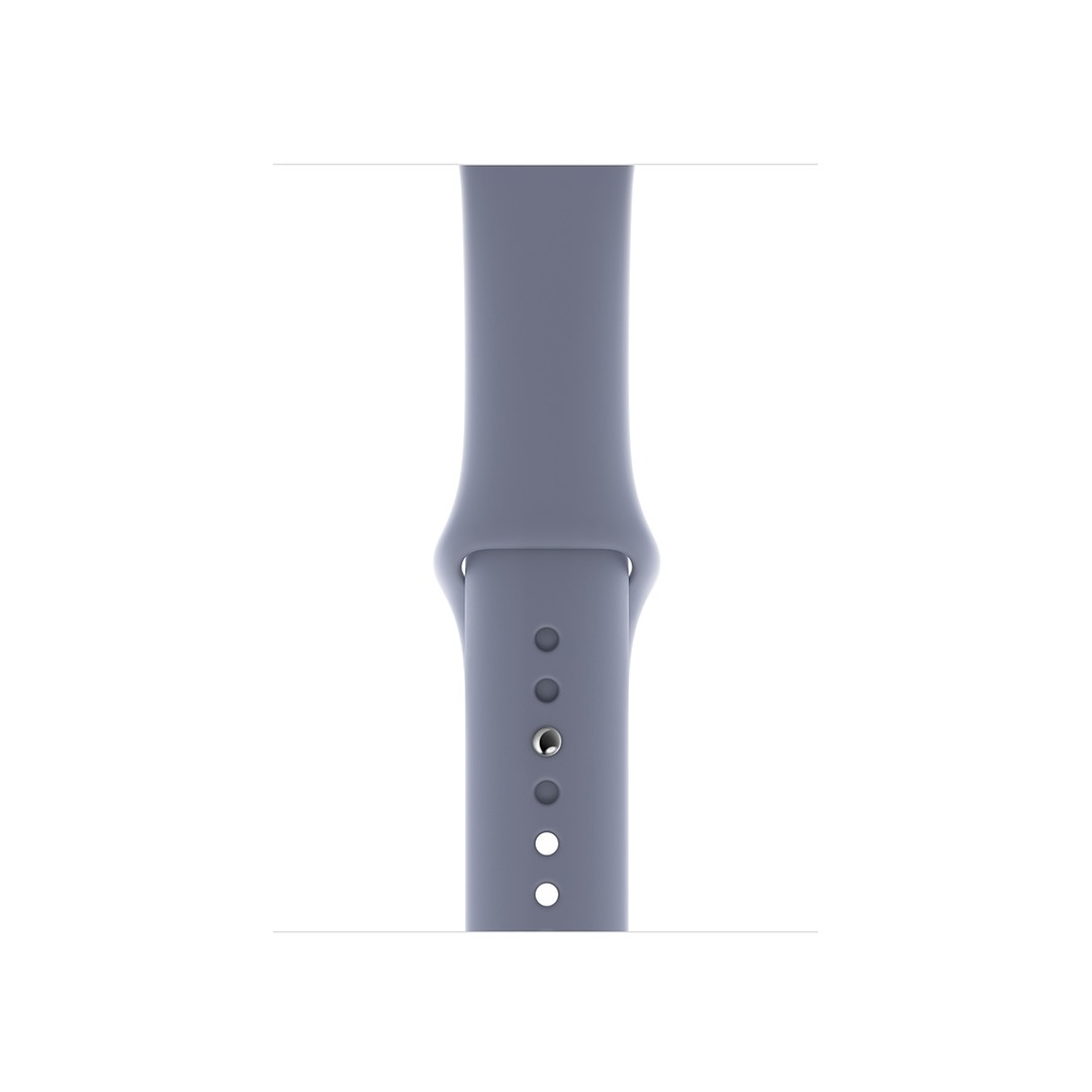 44mm Lavender Gray Sport Band - S/M & M/L