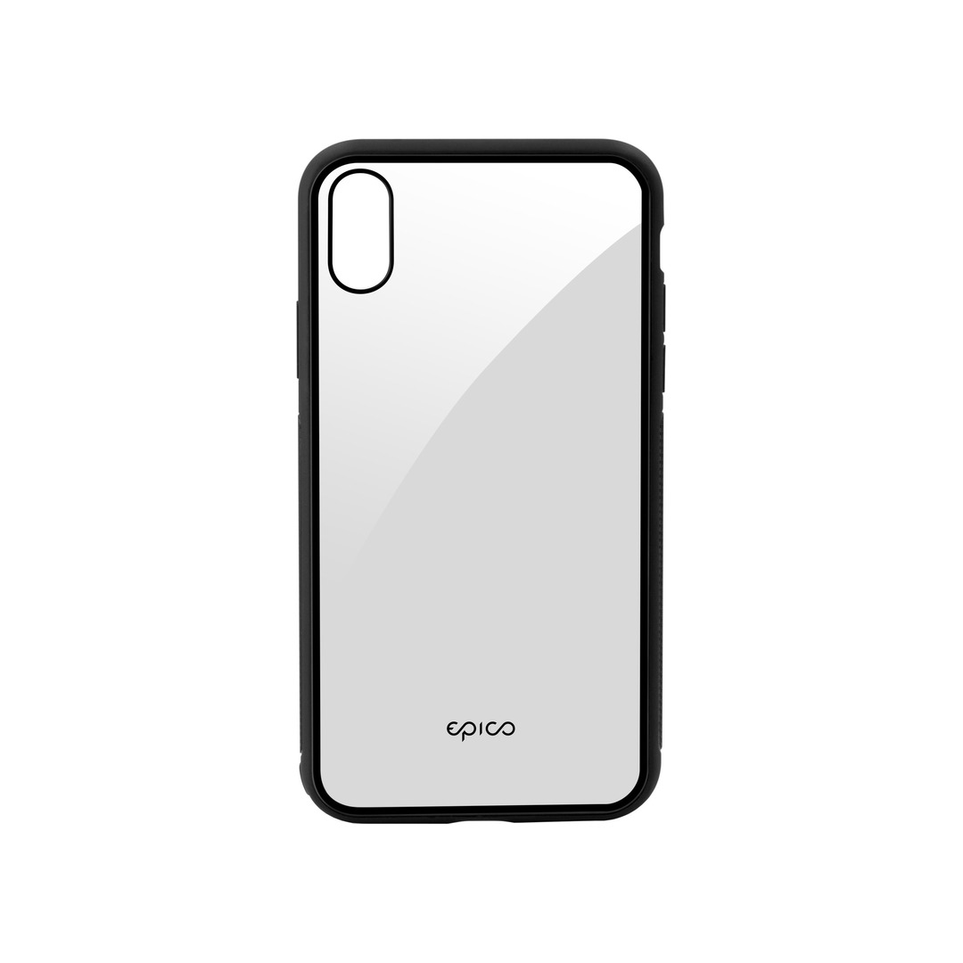 EPICO Glass Case for iPhone Xʀ