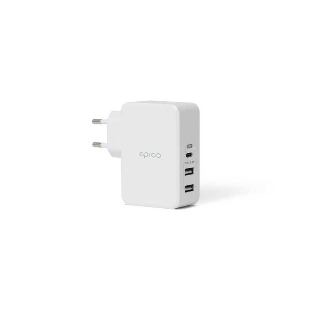 EPICO Wall Charger (41W) - white