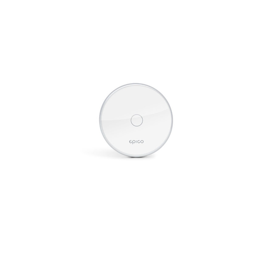 EPICO WIRELESS Charging Pad w/cable/adapter - white