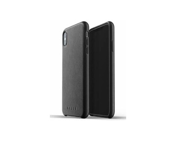 Mujjo Leather Case for iPhone X