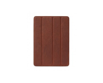 Decoded Leather Slim Cover for iPad 9.7