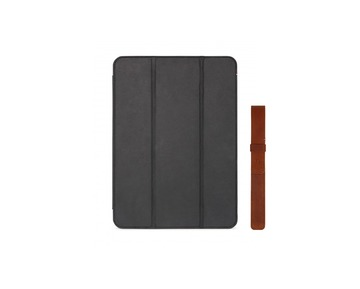 "Decoded Leather Slim Cover - iPad Pro 11"" -- black"