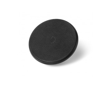Decoded Leather Qi Charger