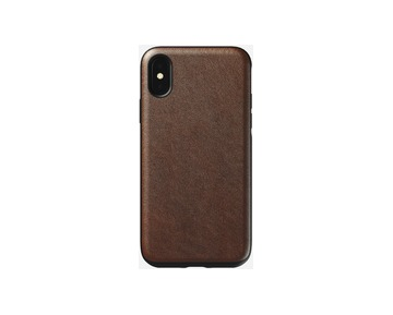 NOMAD Rugged Leather case iPhone X/XS