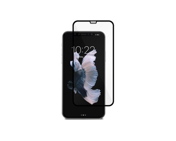 Moshi IonGlass for iPhone X/XS - Black
