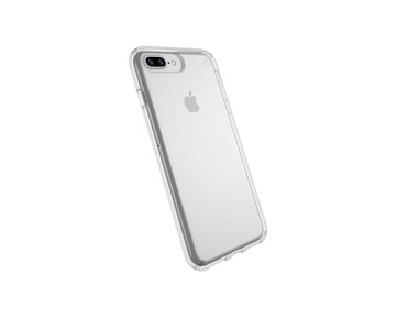Speck Presidio Stay for iPhone 8 Plus/7 Plus/6S Plus - Clear/Clear