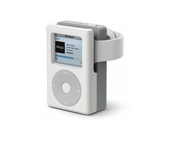 Elago Apple Watch Stand W6 (iPod) - White