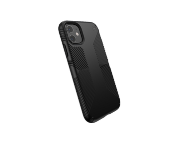 iPhone 11 PRESIDIO GRIP (BLACK/BLACK)