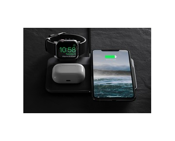 Nomad Base Station Apple Watch Edition - Black