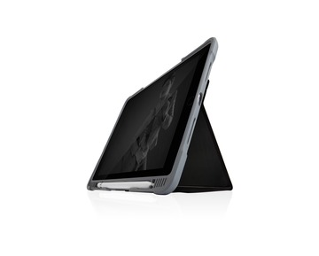STM Dux Plus Duo Case for iPad 7 - Black