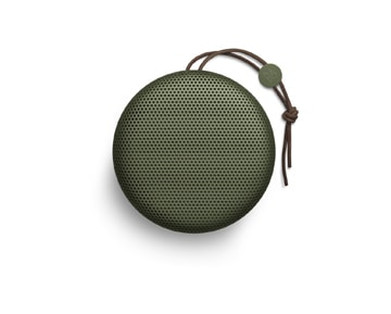 BeoPlay Speakers A1 Moss Green
