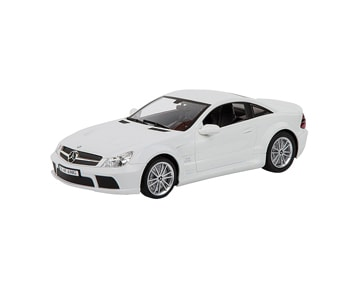 iCess Mercedes-Benz SL65 White