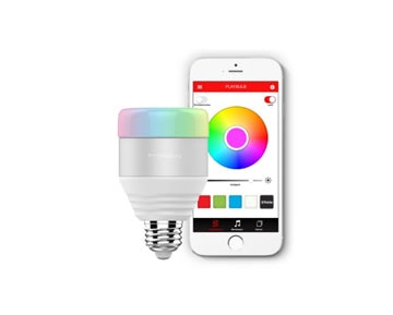 MiPow Playbulb Smart LED RGB Light Bulb