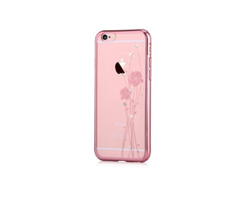 Comma Crystal Ballet iPhone 6S Rose