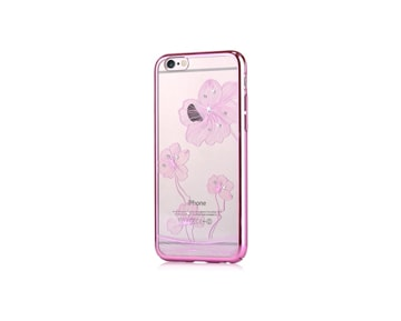 Comma Crystal Flora iPhone 6 Plus Rose