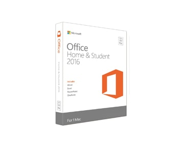 Microsoft Office Home Student 2016 ML