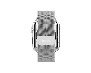 Hoco 38mm Apple Watch Link Ed. Silver