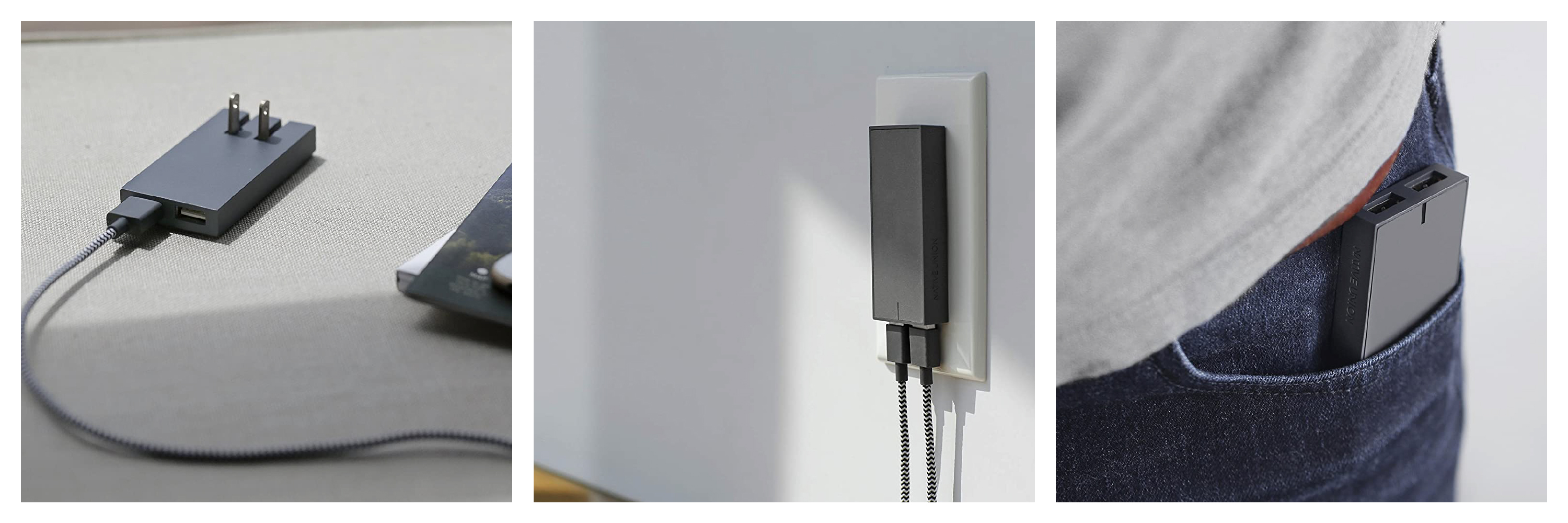 iCentre | NATIVE UNION SMART Charger - 4 portos töltőadapter